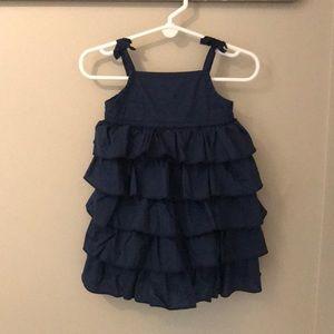 12m Old Navy ruffle dress